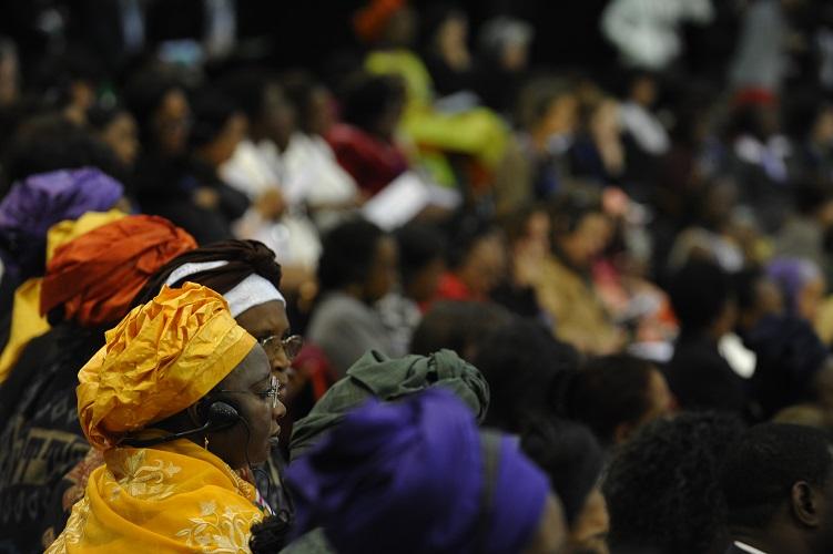 La fortuna de trabajar con las mujeres africanas